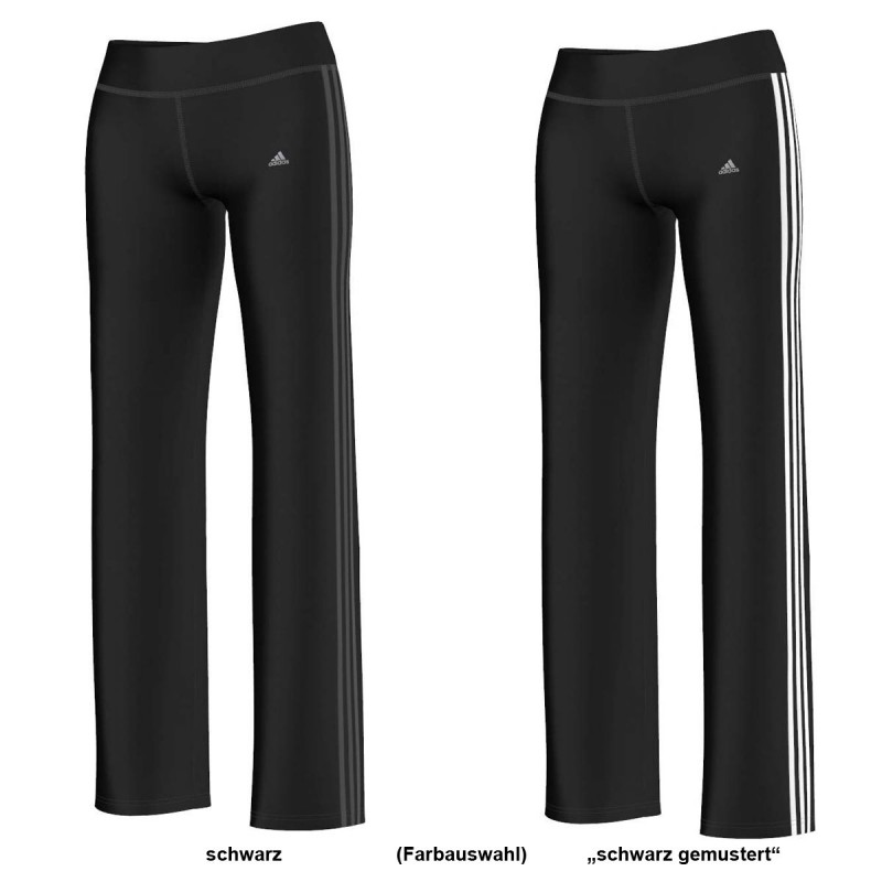 adidas ult 3s re pant 2014 damen trainingshose fitness sport hose d89610 ebay. Black Bedroom Furniture Sets. Home Design Ideas