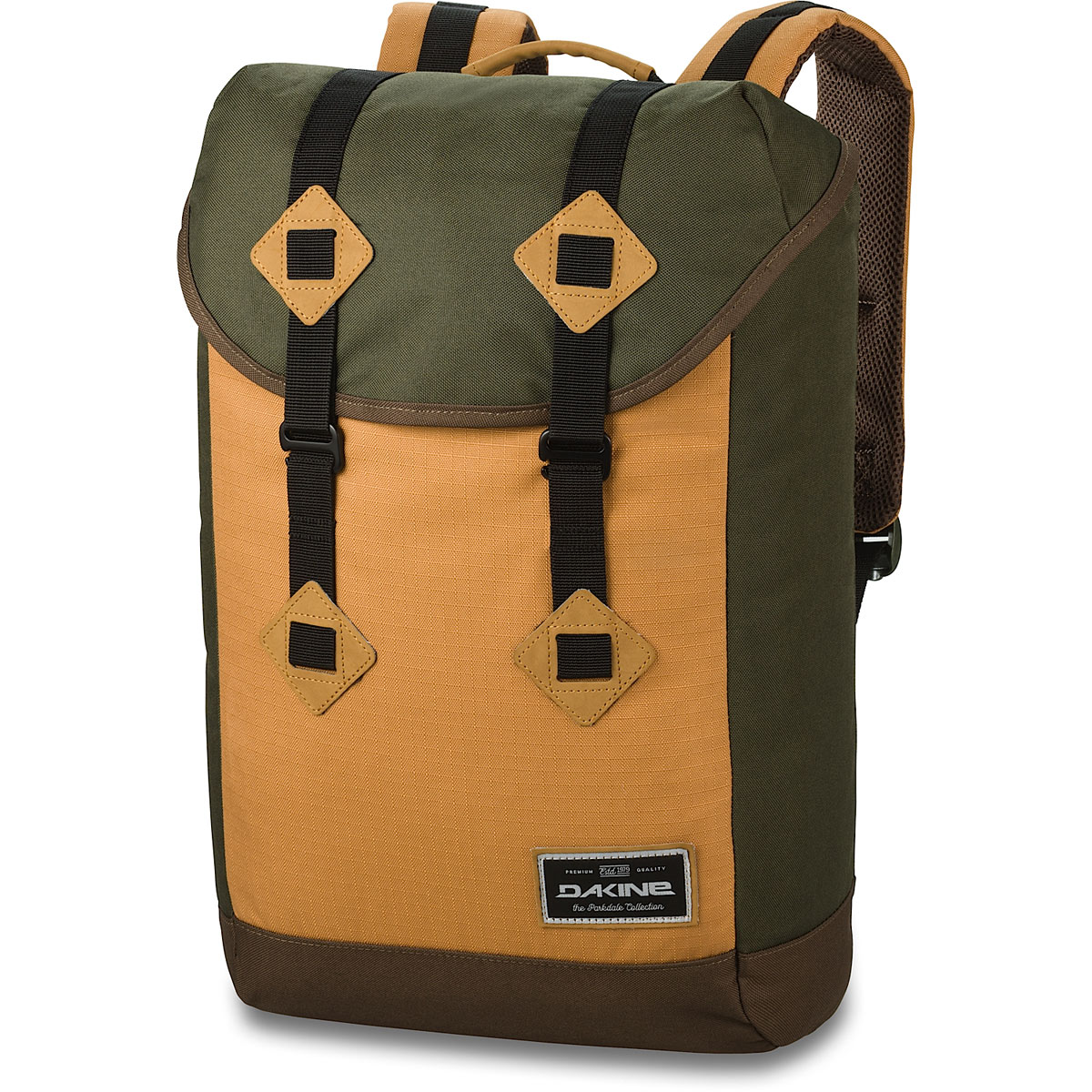 dakine trek 26l winter 2016 parkdale pack rucksack mit 17 laptoptasche 8130083 ebay. Black Bedroom Furniture Sets. Home Design Ideas